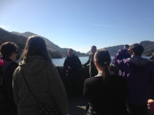 Thirlmere Reservoir with United Utilities 2016
