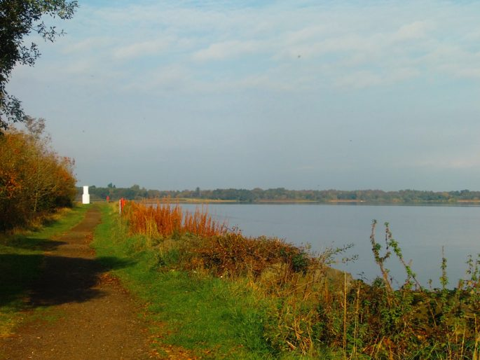 Autumn at Ballyronan Lough Neagh